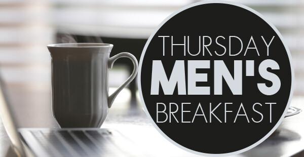 Thursday Men's Breakfast