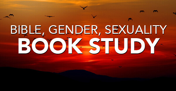 Bible, Gender, Sexuality Book Study