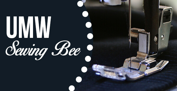 Feminine Hygiene Kits Sewing Bee