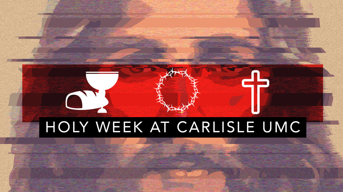Holy Week Morning Services - March 29 thru April 2